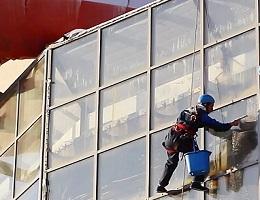 Расценки на услуги промышленных альпинистов